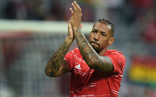 Boateng ruled out of Bayern's clash with Atletico