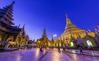 Myanmar named world's best tourist destination