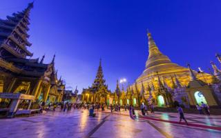 Myanmar named world's best tourist destination