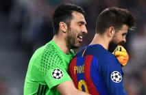 Pique wants Buffon to win Ballon d'Or