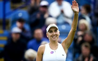 Vesnina dumps Watson out in Eastbourne