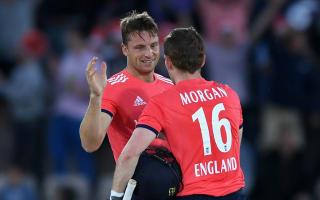 Morgan hails 'world-class' Buttler