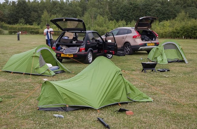 Road test: Essential camping gear