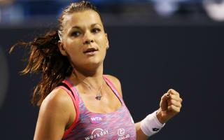 Radwanska and Kvitova to meet in semis, Vinci upstaged