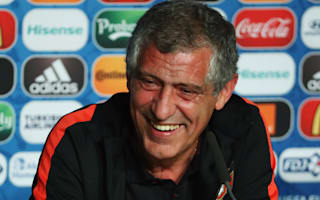 Santos goads critics ahead of Euro 2016 final