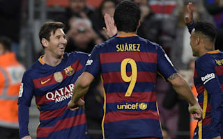 MSN are football's best ever front three - Luis Garcia