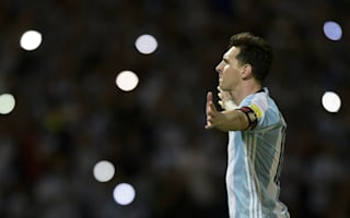 Messi stresses team importance after landmark 50th Argentina goal