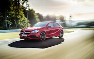 First Drive: Mercedes-Benz AMG A45