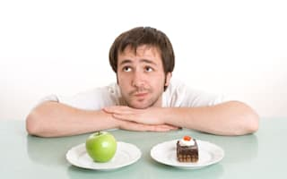 Step away from the cake! Unhealthy lifestyle linked to money worries