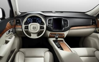 Interior of the all-new Volvo XC90 revealed