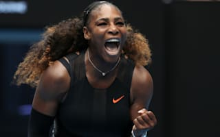 Serena satisfied with opening to Australian Open