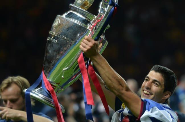 Suarez: I left Liverpool for Champions League glory