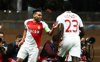Monaco 3 Borussia Dortmund 1 (6-3 agg): Mbappe, Falcao and Germain complete classy progression