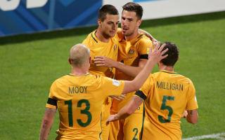 Australia 2 Iraq 0: Luongo and Juric ensure winning start for Socceroos