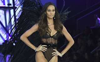 Victoria's Secret catwalk show like going into battle, says Joan Smalls