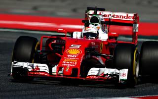 Vettel, Raikkonen head FP1, solid start for Verstappen