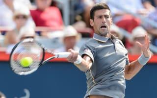 Djokovic embraces return to hard court