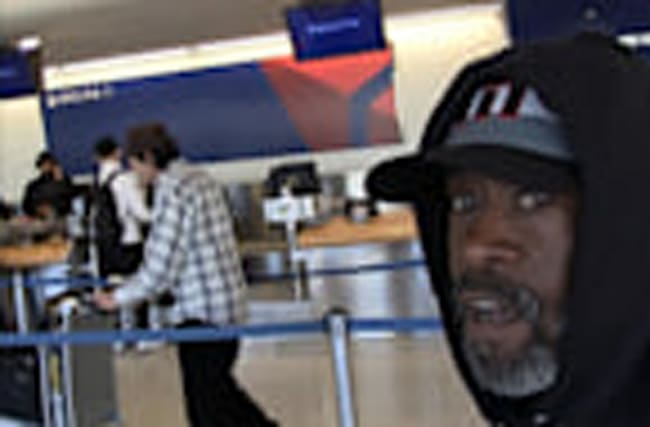 DON CHEADLE -- NO FATHERHOOD ADVICE FOR CLOONEY...But I'll Take His Twins!