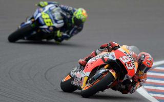 Marquez wins Argentina GP, Ducati riders collide on last lap
