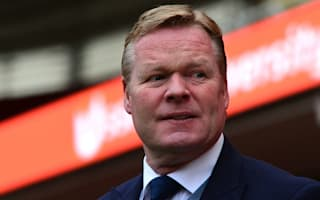 Koeman not interested in Everton renewal amid Barca links
