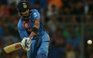 India thrash sorry New Zealand in ODI opener