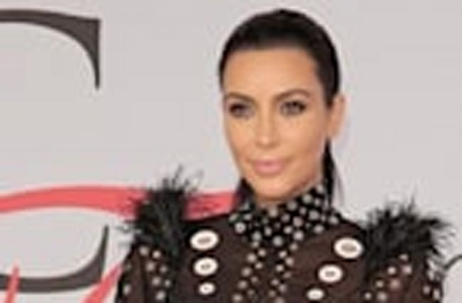 15 of Kim K's Sheerest Outfits