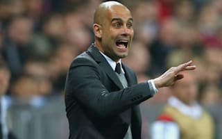 Guardiola unconcerned by Bayern's goalscoring form