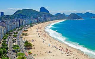 Copacabana beach: Body parts wash up at Olympic venue