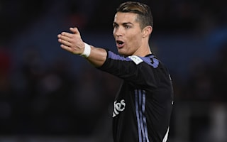 Ronaldo out of Madrid squad for Sevilla clash