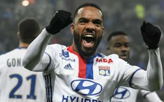 Lyon have already discussed replacing Lacazette - Aulas