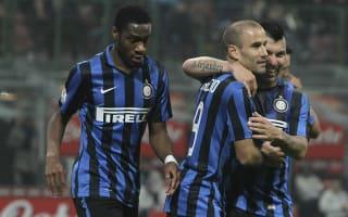 Palacio signs new Inter deal