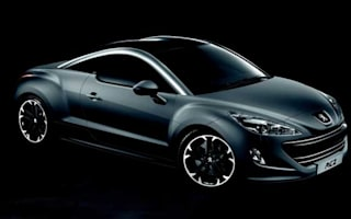 Limited edition Peugeot RCZ Asphalt ready to order