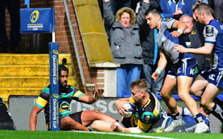 Mallinder clinches play-off victory for Northampton