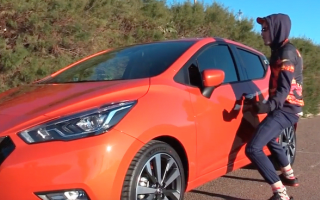 YouTube star Pewdiepie creates bizarre Nissan Micra advert