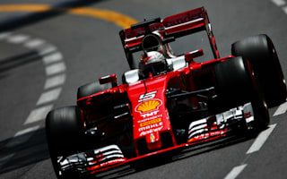 Vettel frustrated by lack of rhythm
