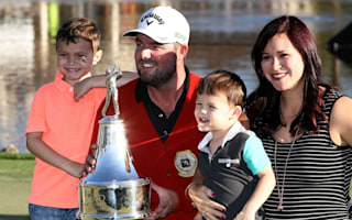 Leishman's personal pain puts golf's ups and downs in perspective