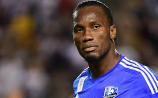 MLS fines Drogba for Impact snub