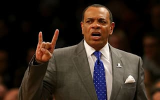 Nets fire coach Hollins, reassign GM King in shakeup