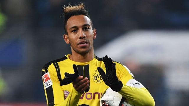 Dortmund CEO - We would consider €80 million Pierre-Emerick Aubameyang bid