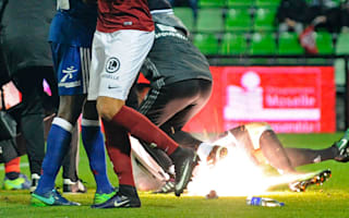 Aulas: Lyon should be awarded win after Metz clash is abandoned