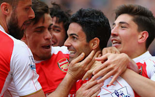 Arteta eyes role after playing