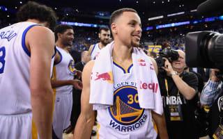 Warriors break NBA record, Bryant says goodbye in style