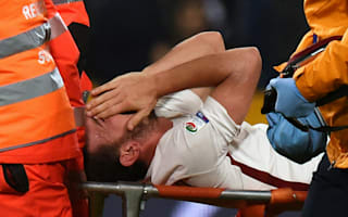 Florenzi injury blow for Roma