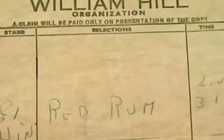 Bookie pays out on Red Rum bet from 1974