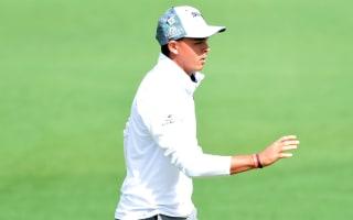 Fowler comfortable as winds make life tough at Augusta