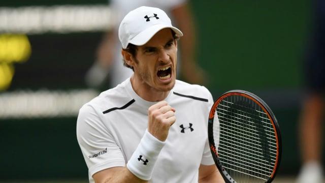 Wimbledon: Flexible Friends Fire Andy Murray Closer to Roger Federer Showdown