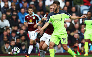 Lallana understands questions over Liverpool displays