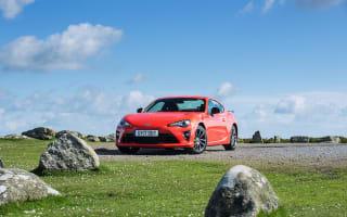 Toyota announce limited-run GT86 Orange Edition