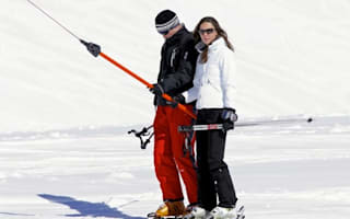 Prince William and Kate jet off on romantic skiing holiday in Switzerland