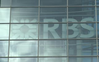 Royal Bank of Scotland slumps to £968m first-quarter loss